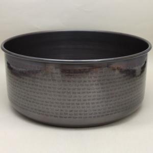 茶道具 水屋道具 茶碗桶 湯洗桶 茶碗タライ 茶碗たらい|imaya-storo