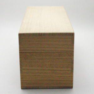 「茶道具 水屋道具」 三つ入茶通箱 表千家用 (水屋道具)