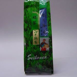 日本茶 緑茶 ふく緑茶 200g入り 1本から あら茶して|imaya-storo