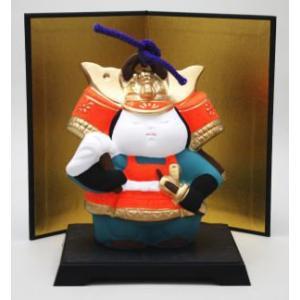 「雑貨 置物」 飾り土鈴 兜置物 imaya-storo
