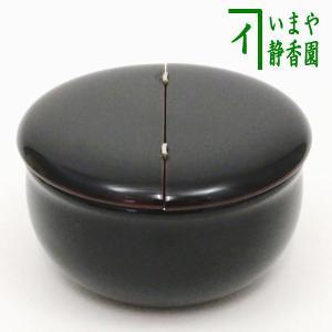 茶道具 老松棗 なつめ 老松茶器 溜塗り 木製 表千家 imaya-storo
