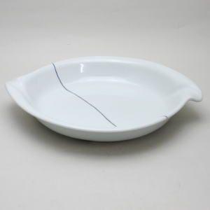 日用品 雑貨 皿 カレー皿 ライン有|imaya-storo