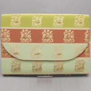 「茶器/茶道具 数奇屋袋(数寄屋袋)」 特大 新数寄屋袋 正絹 花兎 imaya-storo