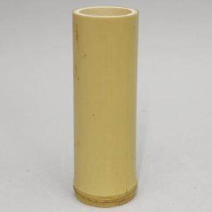 茶道具 煙草盆 莨盆 灰吹 竹製 約高13.5cm 灰吹き|imaya-storo
