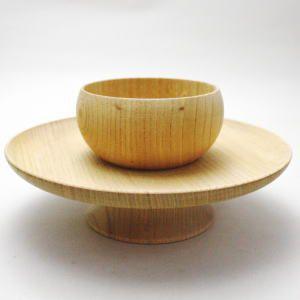 「茶道具 天目台」 貴人台 国産欅製(柾目)|imaya-storo