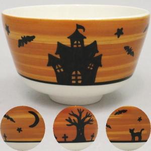 ハロウィン ハロウイン 茶道具 抹茶茶碗 ハロウィン 竹泉窯|imaya-storo