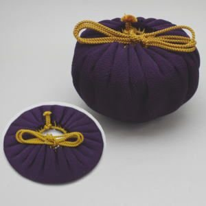 茶道具 仕服 覆服 茶碗用 御物袋 中 交織|imaya-storo