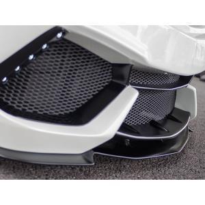 ハイエース200系(4型・ナロー車) スティンガー フロントフリッパー S.A.Dカスタム|imcshop