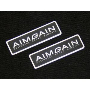AIMGAINインテリアプレート(2pcs) エイムゲイン|imcshop