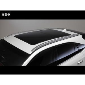 ハリアーU60系 ルーフモール【塗装済】 LXモード imcshop