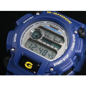 カシオ CASIO Gショック G-SHOCK 逆輸入 デジタル ベーシック 腕時計 DW-9052-2 ブルー メンズ