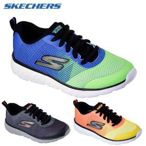 スケッチャーズ シューズ キッズ ジュニア 靴 スニーカー GO RUN 400-FAST PACE キッズシューズ トレーニングシューズ ランニング|imoto-sports