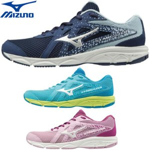 ミズノ シューズ レディース 靴 スターゲイザー2 スニーカー ランニングシューズ 普段履き カラーバリエーション スポーティー ランニング ジョギン|imoto-sports