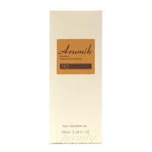 アルミック ヘアオイル(ヘアトリートメント)洗い流さないタイプ Arumik Hair Oil