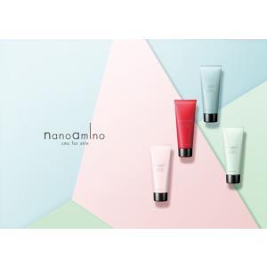 ダメージ肌ほど実感できる。  「ナノアミノ」は最新の皮膚科学をもとに生まれたスキンケアブランド。 ナ...