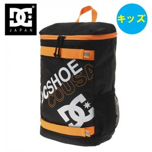 DC SHOES ディーシー 子供用リュックサック 10L キッズ バックパック 17 KD WOLFBREAD 7230J702_BLK|imperialsurf