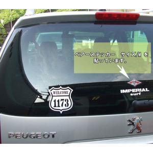 BEAR・ベアー 人気定番ステッカー 3枚セット ビッグウエンズデー|imperialsurf|03