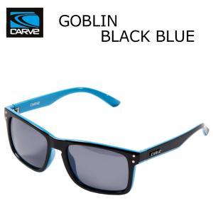 CARVE (カーブ)GOBLIN BLUE サングラス UV偏光レンズ POLARIZED LENS サーフィン人気ブランド|imperialsurf