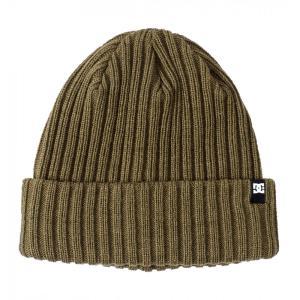 DC SHOES ディーシー メンズ用 ニットキャップ55310017 ビーニー ニット帽子CLAP 人気ブランドサーフィン|imperialsurf