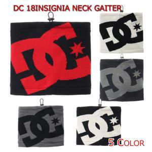DC SHOES ディーシー メンズ用ネックウォーマー 18 INSIGNIA NECK GAITER 5430J817|imperialsurf