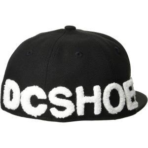 DC SHOES ディーシー 子供用 野球帽子DOUBLE UP BY ADBHA03080 KVJO(ブラック) キッズベースボールキャップ CAP|imperialsurf|02