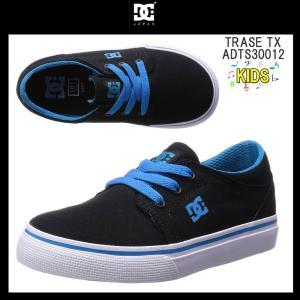DC SHOES ディーシー 子供用 運動靴キッズスニーカーTRASE TX ADTS300012 BTU 15/16cm|imperialsurf
