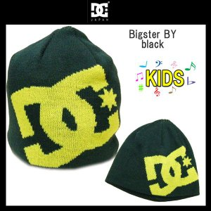 DC SHOES ディーシー 子供用帽子 ニットキャップ ビーニー Bigster BY人気ブランドサーフィン|imperialsurf