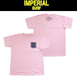 サーファーに人気のいい波1173半袖Tシャツ インペリアルサーフオリジナル flar|imperialsurf