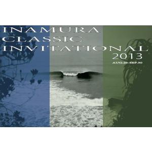 稲村クラシック 大会記念ポスター INAMURA SURFING CLASSIC イナムラクラシックサーフィン|imperialsurf