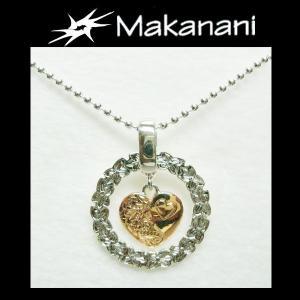 ハワイアンジュエリー ネックレス レイハートペンダント マカナニ シルバーおしゃれな人気ブランド|imperialsurf