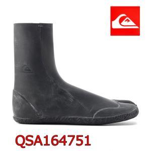 QUIKSILVER(クイックシルバー)サーフブーツ QSA164751 2.5mm BLACK|imperialsurf