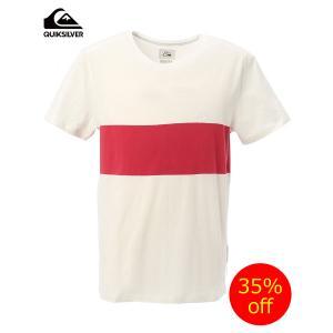 QUIKSILVER クイックシルバー 半袖Tシャツメンズ ISLE EQYKT03085|imperialsurf