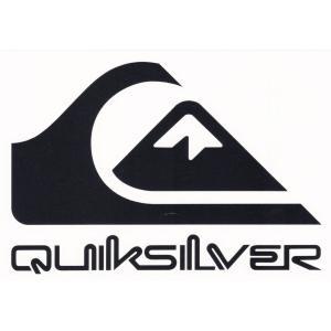 QUIKSILVER クイックシルバー 山波ステッカー QOA165310 カッティングシートサーフィン人気ブランド|imperialsurf