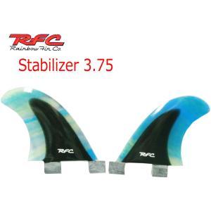 サーフボードロングボード用スタビライザー3.75