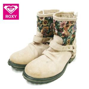 ROXY  ロキシーショートブーツ HOLLISTON 25cm アウトレット|imperialsurf