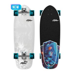 OBfive オービーファイブ White Wash Surf Truck 28