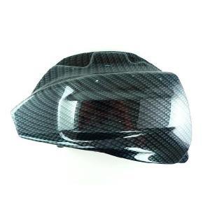 KIWAMI カーボン調エアフィルターカバー FOR ホンダ H-PCX125用|impex-mall