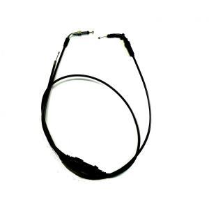 KIWAMI スロットルケーブル(ブラック) FOR ホンダ H-スカッシュ用|impex-mall