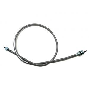 KIWAMI スピードメーターケーブル(グレー) FOR カワサキ K-500SS H1/H1A/H1B/H1C/H1D/H1E/H1F(69-75), KH500(76)用(FOR K-54001-026に該当)|impex-mall