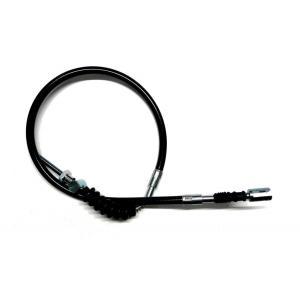 KIWAMI リアブレーキケーブル(ブラック)FOR カワサキ K-S1/S2/S3,KH250/400用|impex-mall