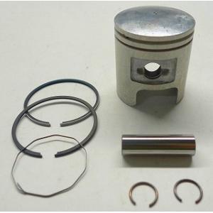 ピストンキット (2.00mm) FOR ホンダ H-タクト(TACT)50/DJ-1用|impex-mall