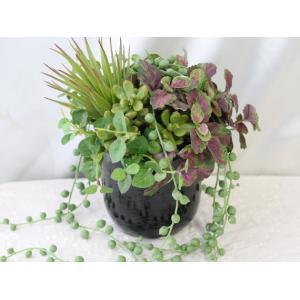 造花 観葉植物 多肉植物 インテリア P-59 impish