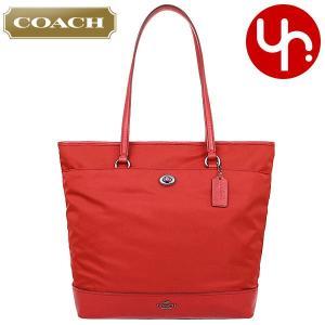 コーチ COACH バッグ トートバッグ F57903 トゥルーレッド ナイロン トート レディース|import-collection-yr