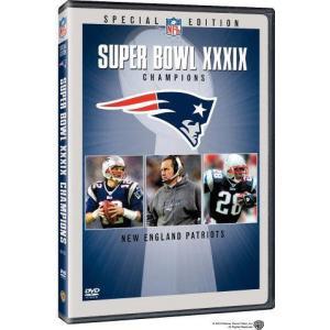 NFL 第39回スーパーボウルDVD/ペイトリオッツ2004-2005シーズン