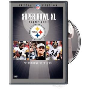 NFL 第40回スーパーボウルDVD/スティーラーズ2005-2006シーズン