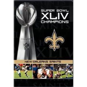 NFL 第44回スーパーボウルDVD/ニューオーリンズ・セインツ2009-2010シーズン