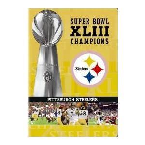 NFL 第43回スーパーボウルDVD/ピッツバーグ・スティーラーズ2008-2009シーズン