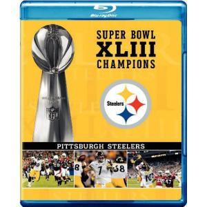 NFL 第43回スーパーボウル/ピッツバーグ・スティーラーズ2008-2009シーズン (ブルーレイ)