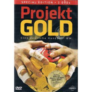 プロジェクト・ゴールド 2007年ハンドボールワールドカップ・ドイツ代表密着DVD