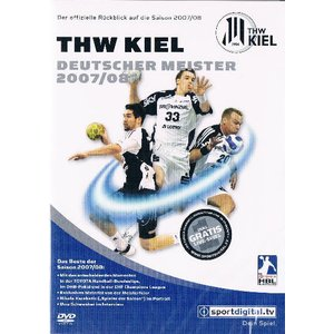 THWキール 2007/2008シーズンDVD ハンドボール